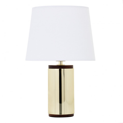 Parnell Table Lamp, Brass