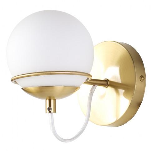 Dot Wall Light, Brass