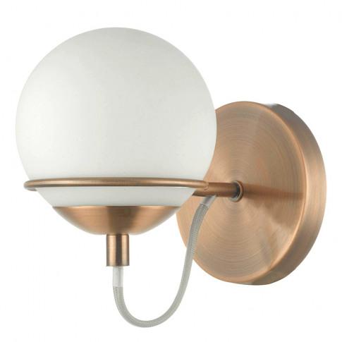 Dot Wall Light, Copper