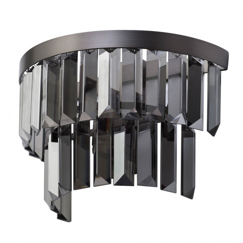 Ozzie Wall Light, Pewter