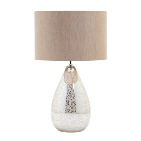 Renley Table Lamp, Champagne
