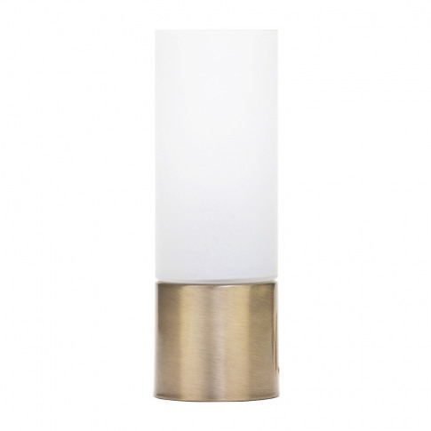 Tilly Touch Sensitive Table Lamp, Antique Brass