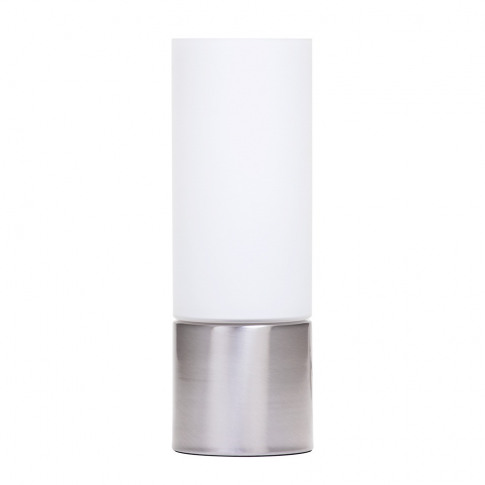 Tilly Touch Sensitive Table Lamp, Satin Nickel