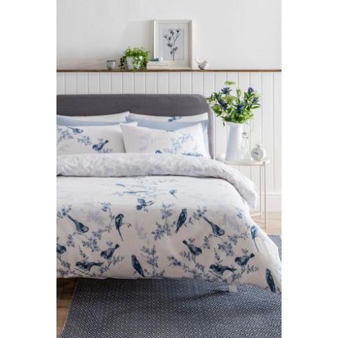 Set Of 2 Reversible Pillowcases
