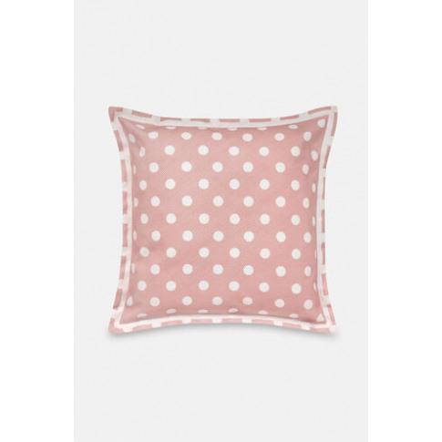 Twill Spot Cushion