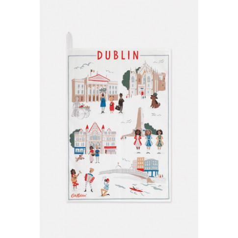 City Dublin Tea Towel