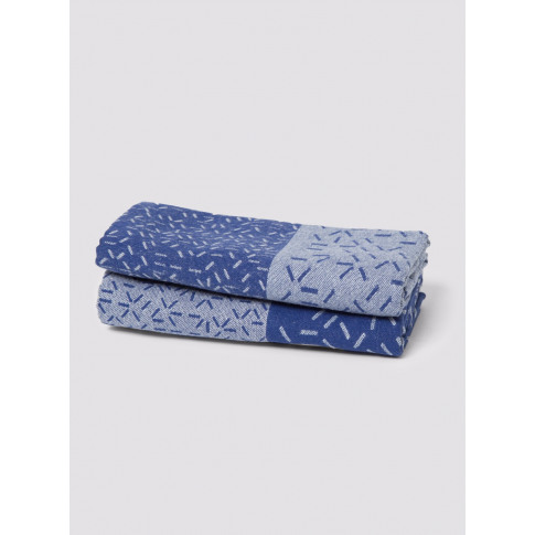 Nomess Copenhagen Splash Tea Towels Set