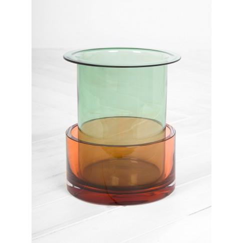 &Tradition Tricolore Vase by Sebastian Herkner