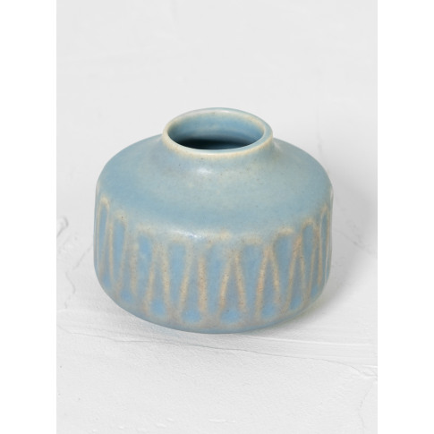 Spring Copenhagen Small Vase No.87 Light Blue