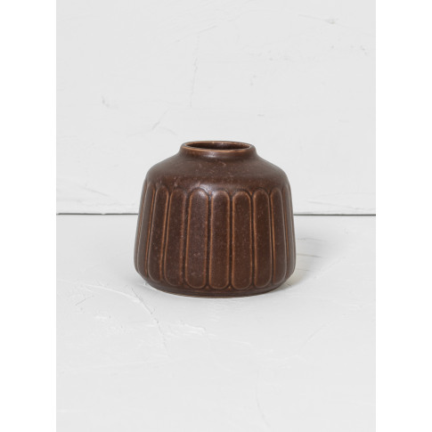Spring Copenhagen Small Vase Brown