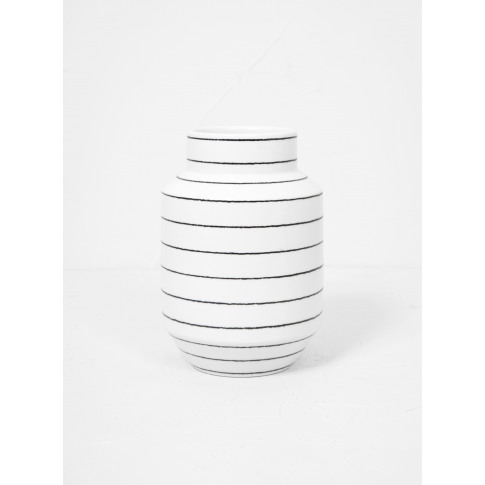 Mani By Britta Herrmann Capitello Medium Vase Stripe...