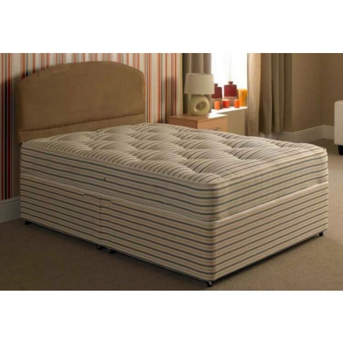 Hotel Contract 1000 Pocket Sprung 5ft King Size Diva...