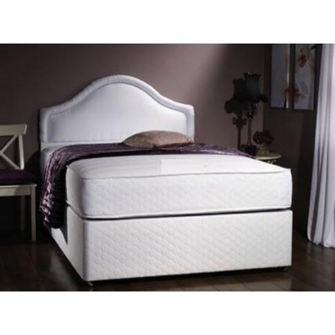 Milan 4ft Small Double 1500 Pocket Memory Foam Divan Bed