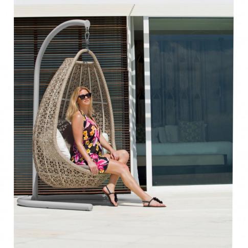 Skyline Journey Rattan Hanging Chair