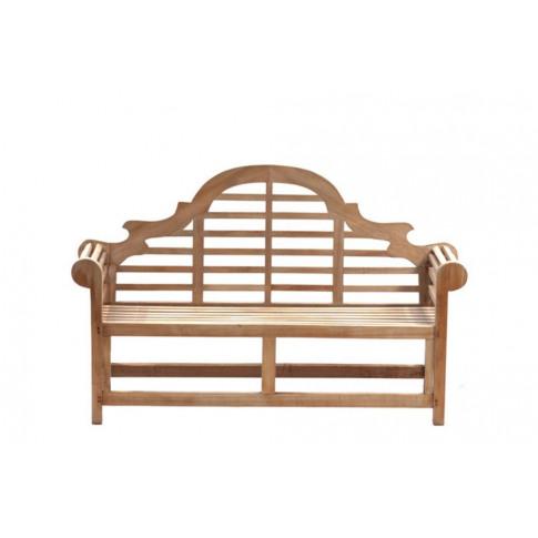 Hi-Teak Middleton Lutyens 3 Seat Teak Garden Bench