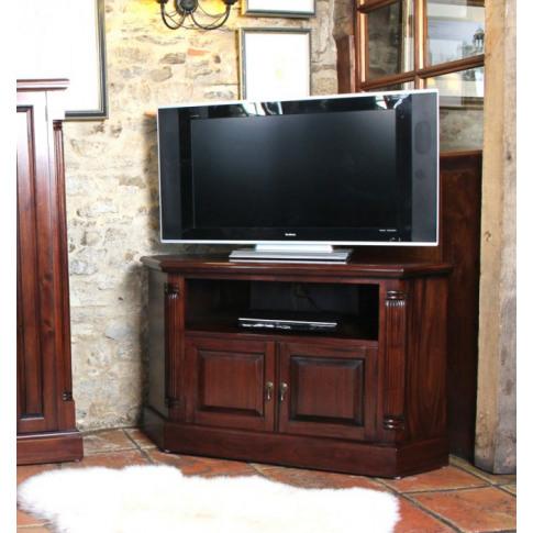 Baumhaus La Roque Corner Television Cabinet