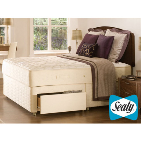 Sealy Posturepedic Gold Cumbrian Meadow 5ft Kingsize Mattress Only