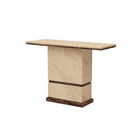 Marcello Cream Marble Console Table