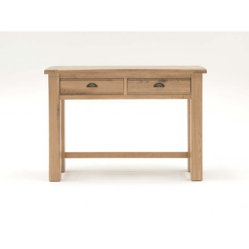 Breeze Oak Console Table