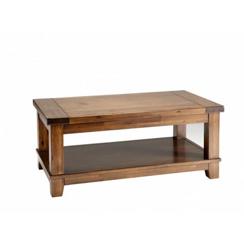 Emerson Acacia Coffee Table