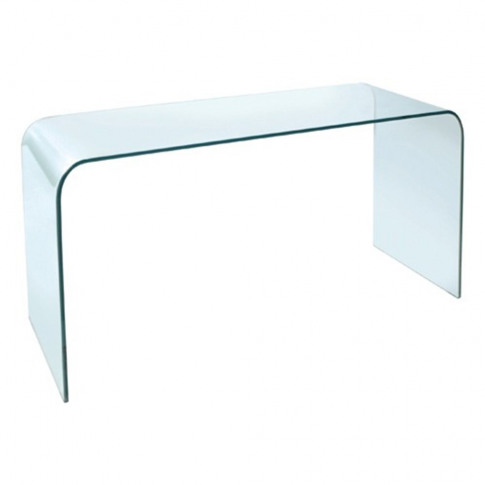 Greenapple Lychee Arc Glass Console Table