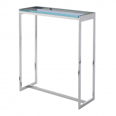 Rv Astley Radcot Stainless Steel Console Table