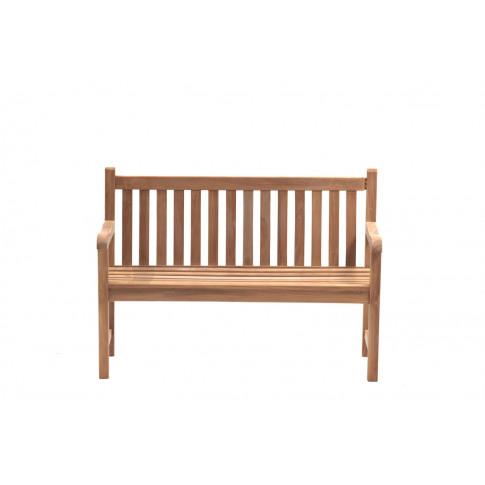 Hi-Teak Classic 3 Seater Teak Garden Bench