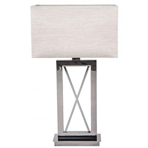 Rv Astley Cross Black Nickel Table Lamp