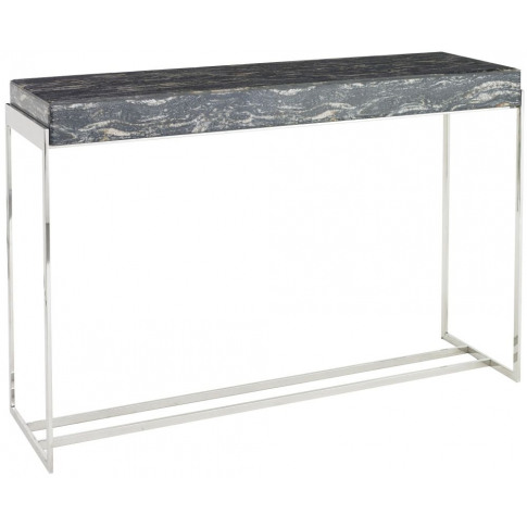 Rv Astley Gianna Stainless Steel And Marble Print Co...