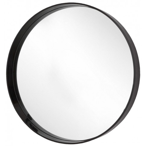 Rv Astley Hearst Black Gloss Frame Small Mirror