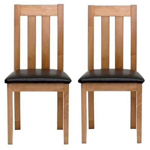 Annecy Oak Dining Chair