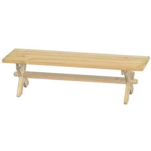 Alexander Rose Pine Farmers Bench 6ft (Fsc)