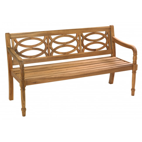 Hartman Cleobury 3 Seat Wooden Garden Bench