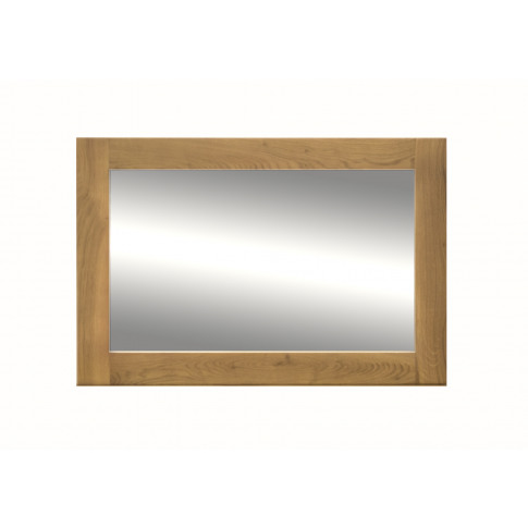 Breeze Oak Mirror
