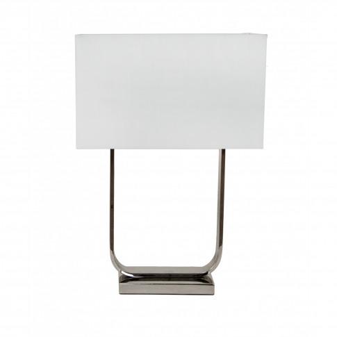 Rv Astley Paris Nickel Table Lamp