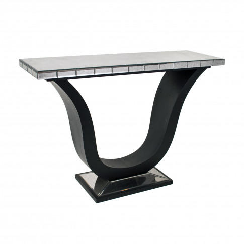 Rv Astley Berlin Tinted Mirrored Console Table