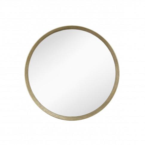 Rv Astley Foyle Gold Leaf Wall Mirror