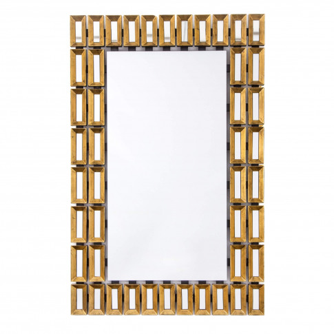 Rv Astley Tuscony Gold Leaf Mirror