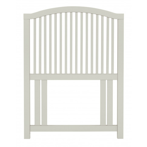Bentley Designs Ashby Cotton 4ft Small Double Slatted Headboard