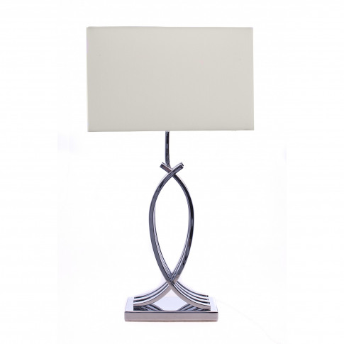 Rv Astley Coco Chrome Table Lamp