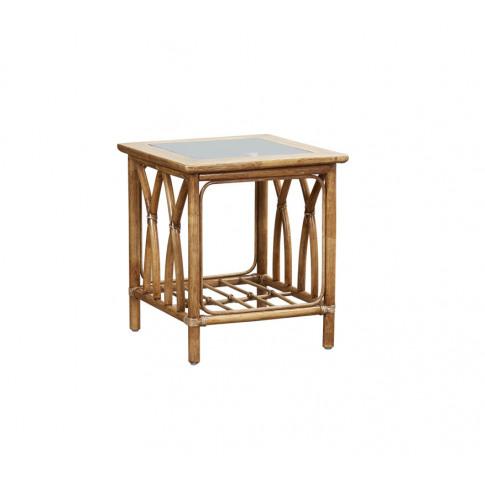Cane Asti Serena Side Table
