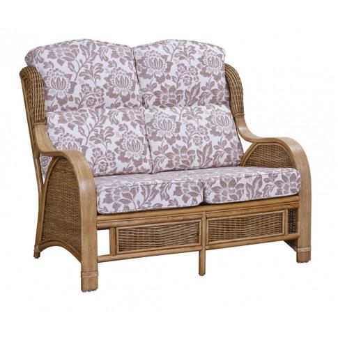 Cane Bari 2 Seater Sofa