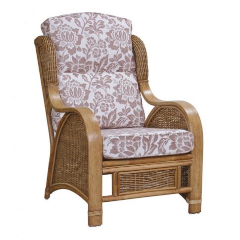 Cane Bari Armchair
