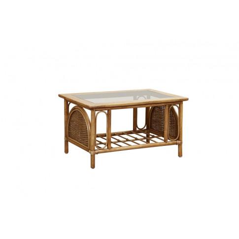 Cane Bari Coffee Table