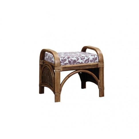 Cane Bari Footstool