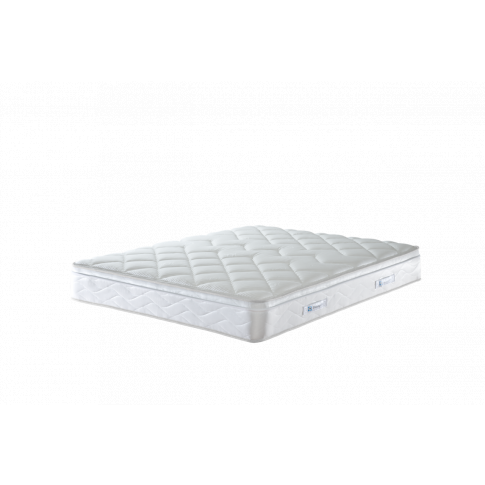 Sealy Posturepedic Pearl Geltex Pocket 4ft6 Double M...