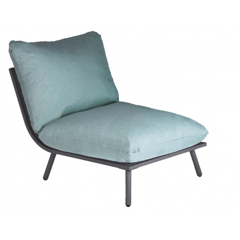 Alexander Rose Beach Flint Middle Module With Cushion