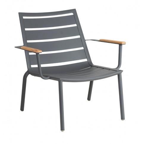 Alexander Rose Fresco Flint Lounge Chair