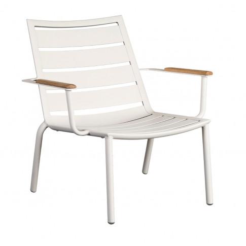 Alexander Rose Fresco Shell Lounge Chair
