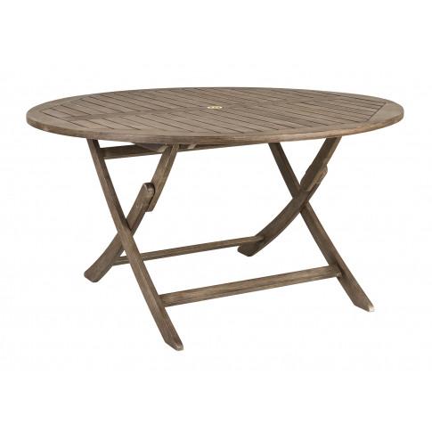 Alexander Rose Sherwood 140 Cm Folding Dining Table